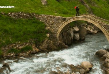 Alucra Çakrak Köyü Köprüsü ve Kilise