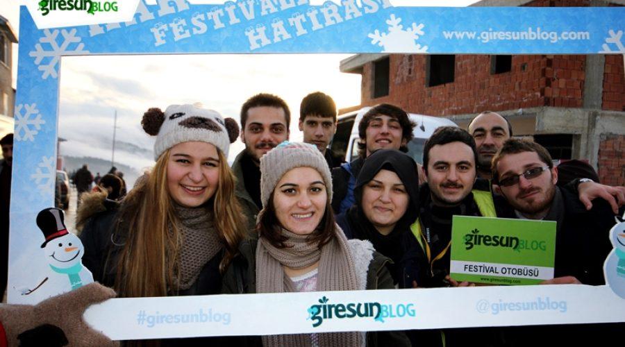 Paşakonağı'ndan dev bir Kar Festivali geçti!