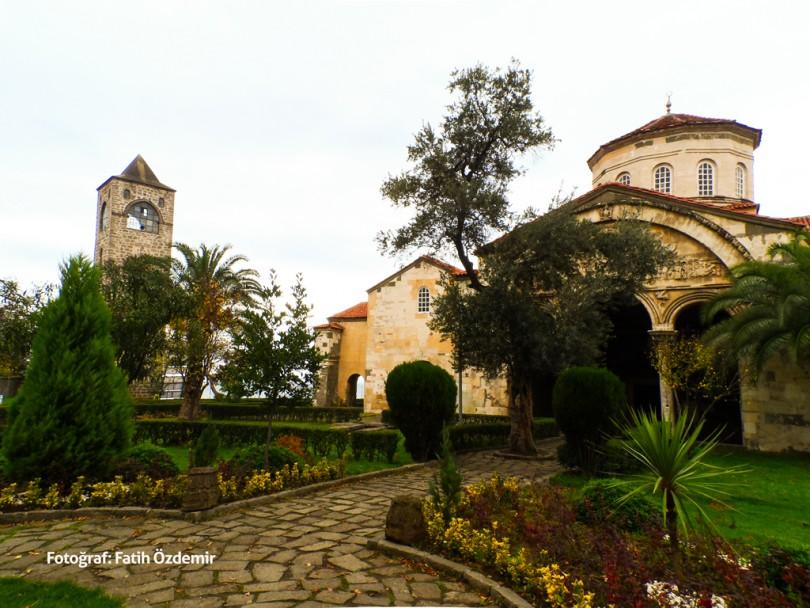 Trabzon Ayasofya Müzesi (Camii)