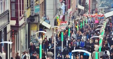 Yeni Giresun Gazi Caddesi