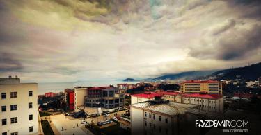 Giresun Üniversitesi Güre Yerleşkesi