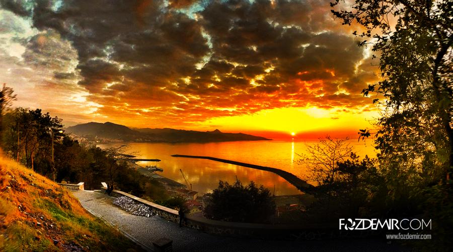 Fatih Özdemir'den en göz alıcı Giresun manzara fotoğrafları