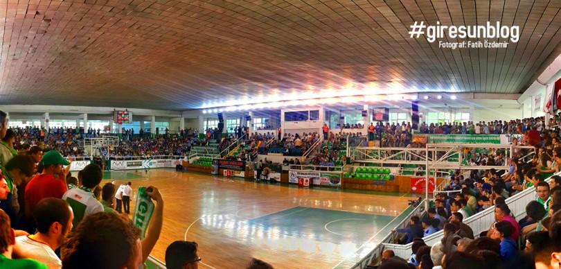 Yeşil Giresun Belediyespor 2014 Play-Off / Darüşşafaka